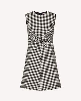 REDValentino 短款连衣裙 女士 UR3VAR60562 0NO a