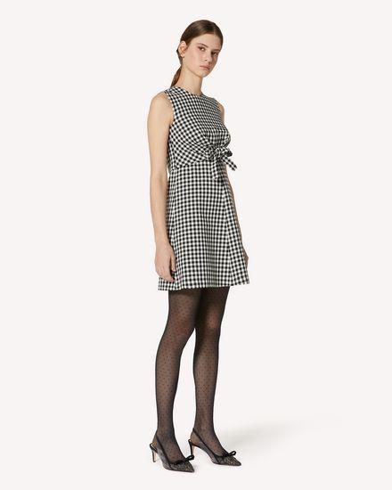 REDValentino 短款连衣裙 女士 UR3VAR9055V 0NO d
