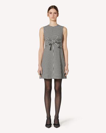 REDValentino UR3VAR9055V 0NO 短款连衣裙 女士 f