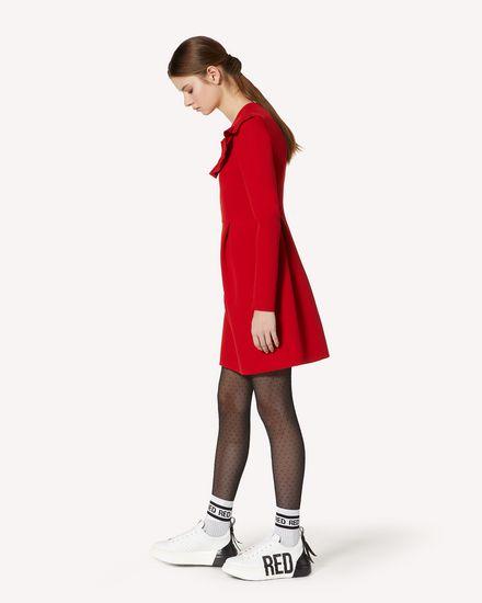 REDValentino 短款连衣裙 女士 UR3VAS55562 38Z d