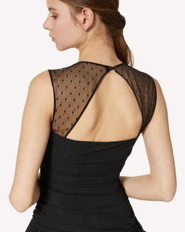 REDValentino UR3VAS60579 0NO 短款连衣裙 女士 e