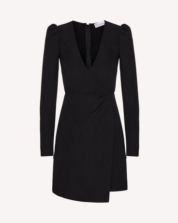 REDValentino UR3VAT10562 0NO 短款连衣裙 女士 a