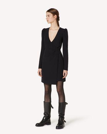 REDValentino UR3VAT10562 0NO 短款连衣裙 女士 d
