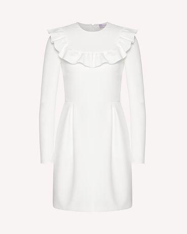 REDValentino UR3VAS55562 031 短款连衣裙 女士 a