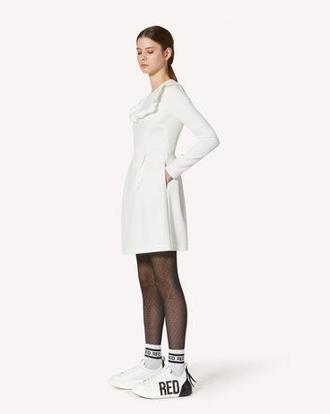 REDValentino UR3VAS55562 031 短款连衣裙 女士 d