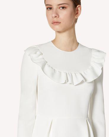 REDValentino UR3VAS55562 031 短款连衣裙 女士 e