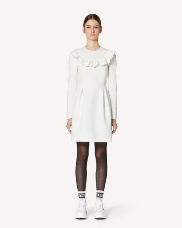 REDValentino UR3VAS55562 031 短款连衣裙 女士 f