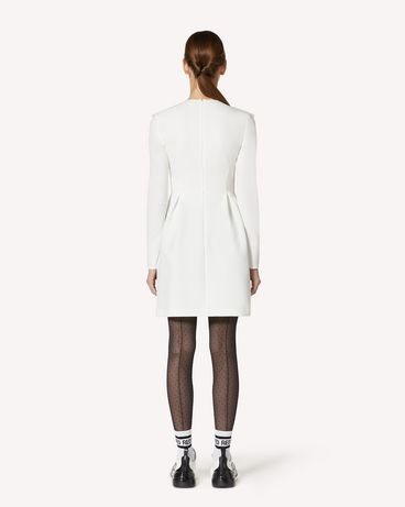 REDValentino UR3VAS55562 031 短款连衣裙 女士 r