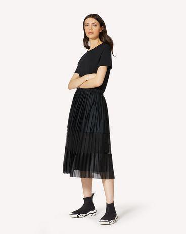 REDValentino TR0MJ04R54U 0NO 长款与中长款连衣裙 女士 d