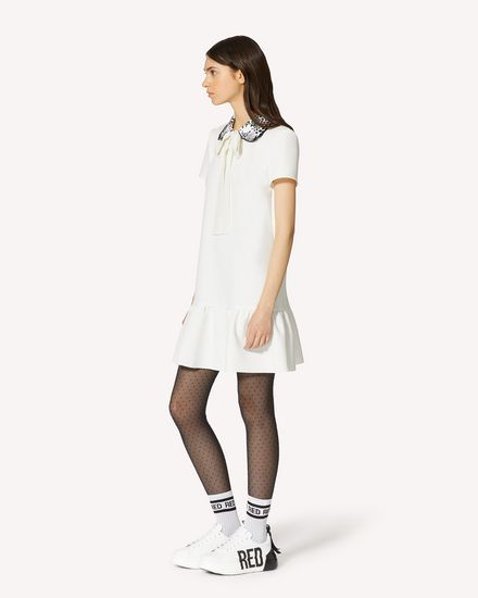REDValentino 短款连衣裙 女士 UR3VAR4057W 031 d