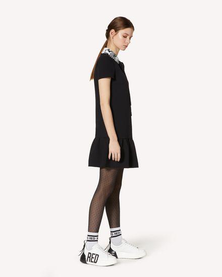 REDValentino 短款连衣裙 女士 UR3VAR4057W 0NO d
