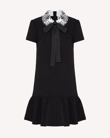 REDValentino UR3VAR4057W 0NO 短款连衣裙 女士 a