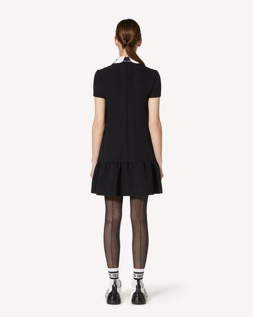 REDValentino UR3VAR4057W 0NO 短款连衣裙 女士 r