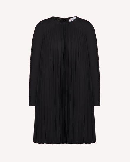 REDValentino 短款连衣裙 女士 UR3VAR5049G 0NO a
