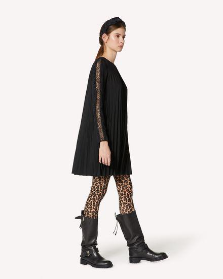 REDValentino 短款连衣裙 女士 UR3VAR5049G 0NO d