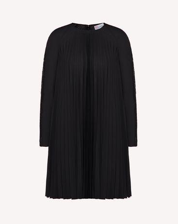 REDValentino UR3VAR5049G 0NO 短款连衣裙 女士 a