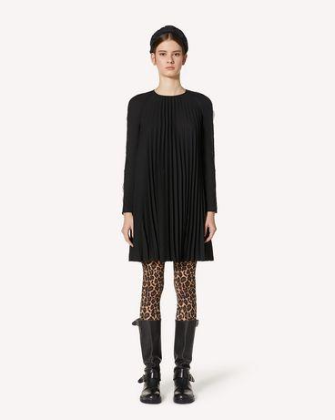 REDValentino UR3VAR5049G 0NO 短款连衣裙 女士 f