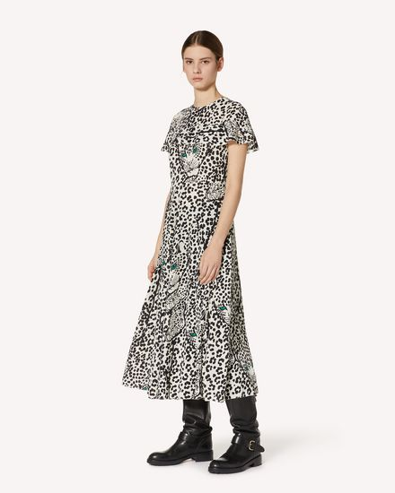 REDValentino 长款与中长款连衣裙 女士 UR3VAF2056B A03 d