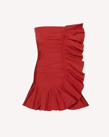 REDValentino UR3VAS954RM 38Z 短款连衣裙 女士 a