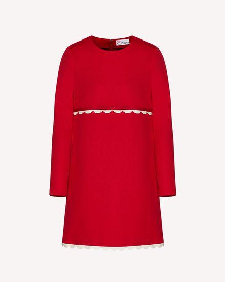 REDValentino 短款连衣裙 女士 UR3VA16E5B2 FJ6  a