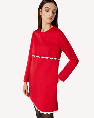 REDValentino UR3VA16E5B2 FJ6  短款连衣裙 女士 e