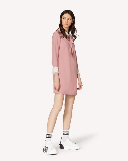 REDValentino 短款连衣裙 女士 UR3VAR204JA ISM d