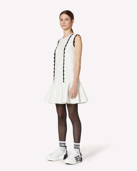 REDValentino 短款连衣裙 女士 UR3VA13Y5B2 22G d