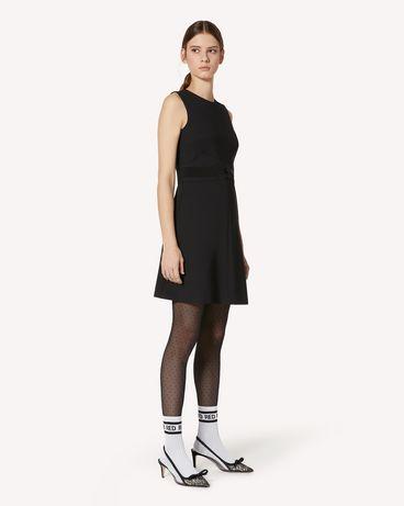 REDValentino UR3VAT450VM 0NO  短款连衣裙 女士 d