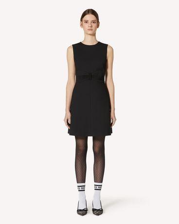 REDValentino UR3VAT450VM 0NO  短款连衣裙 女士 f