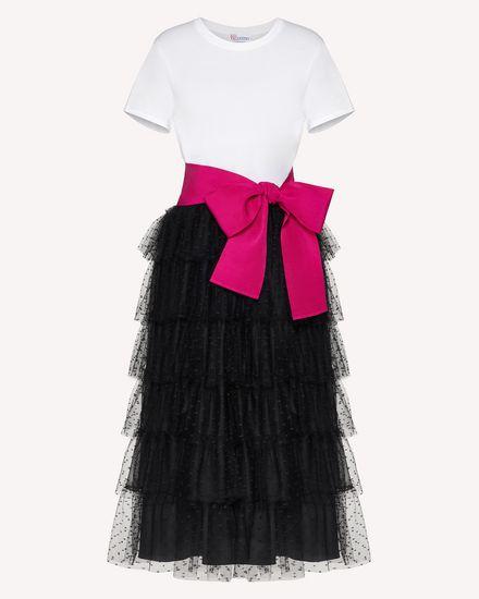 REDValentino 长款与中长款连衣裙 女士 UR3MJ05B5CD 001 a