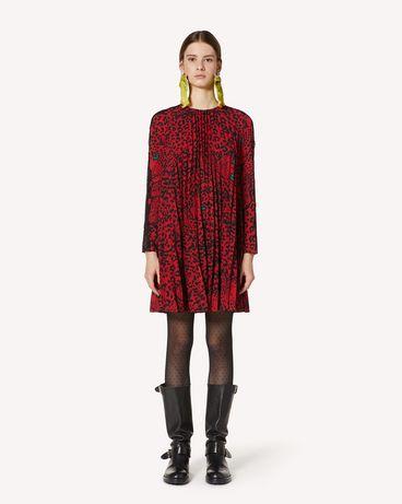 REDValentino UR3VAR5056B 38Z 短款连衣裙 女士 f