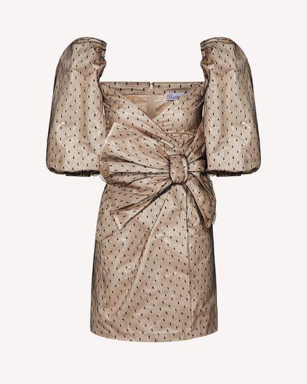 REDValentino 短款连衣裙 女士 UR3VAR85573 377 a