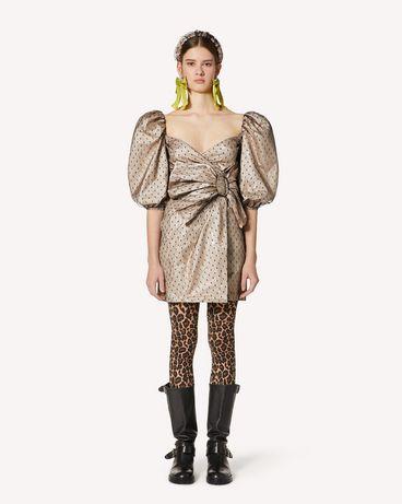 REDValentino UR3VAR85573 377 短款连衣裙 女士 f