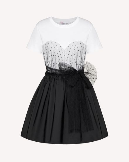 REDValentino 短款连衣裙 女士 UR3MJ05C5CG A01 a
