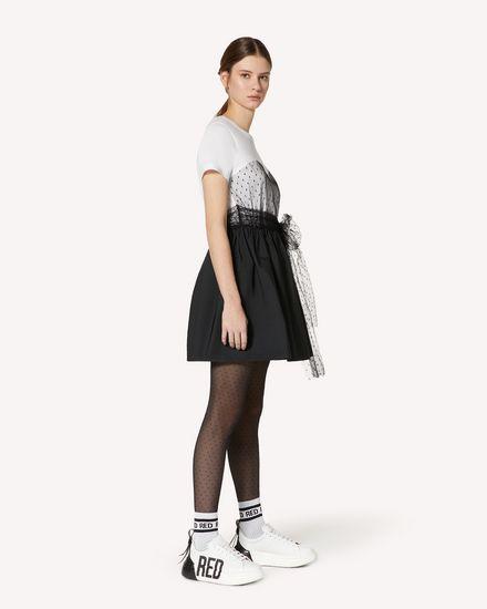 REDValentino 短款连衣裙 女士 UR3MJ05C5CG A01 d