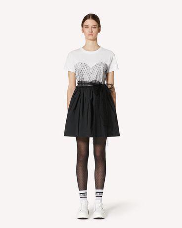 REDValentino UR3MJ05C5CG A01 短款连衣裙 女士 f