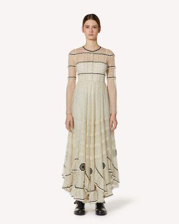 REDValentino UR3VA13S57N 0AN 长款与中长款连衣裙 女士 f
