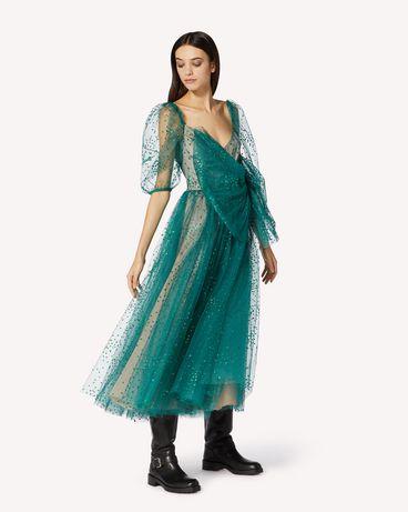 REDValentino UR3VAS80564 DQ5 长款与中长款连衣裙 女士 d
