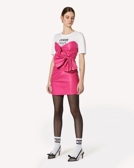 REDValentino 短款连衣裙 女士 UR3ND00P5BW 38W d