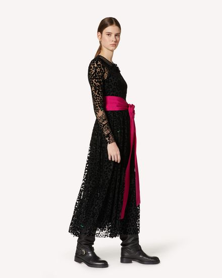 REDValentino 长款与中长款连衣裙 女士 UR3VA13E57V 0N1 d