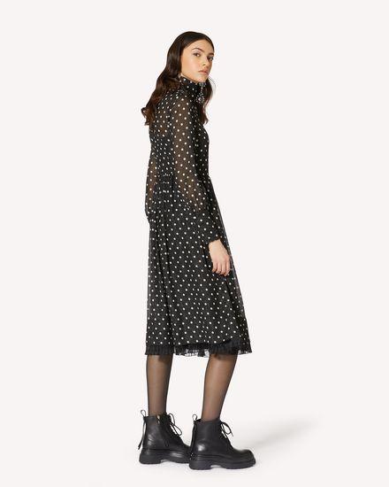 REDValentino 长款与中长款连衣裙 女士 UR0VAU955DT 0NO d