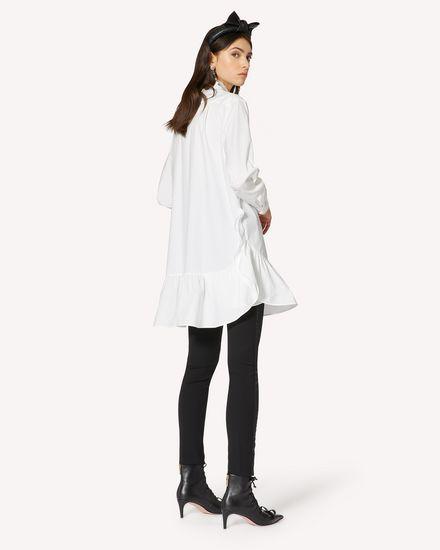 REDValentino 短款连衣裙 女士 UR0VAV200ES 001 d