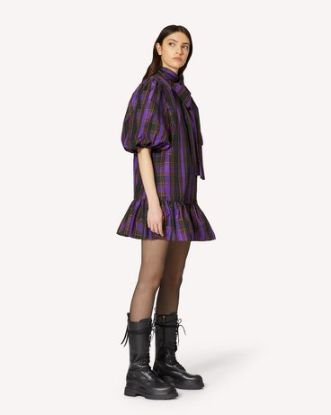 REDValentino UR0VAT605DJ 60K 短款连衣裙 女士 d