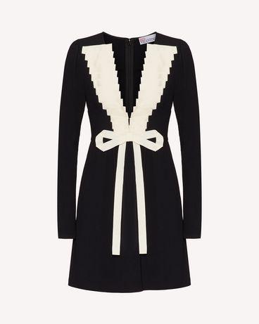 REDValentino UR0VA15W5L2 0NA 短款连衣裙 女士 a