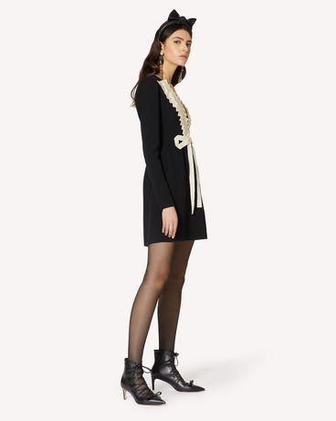 REDValentino UR0VA15W5L2 0NA 短款连衣裙 女士 d