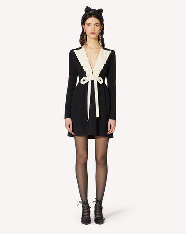 REDValentino UR0VA15W5L2 0NA 短款连衣裙 女士 f