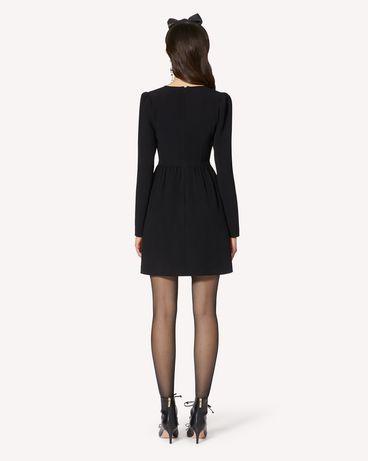 REDValentino UR0VA15W5L2 0NA 短款连衣裙 女士 r