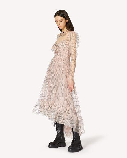 REDValentino 长款与中长款连衣裙 女士 UR0VA15L5K9 BA7 d
