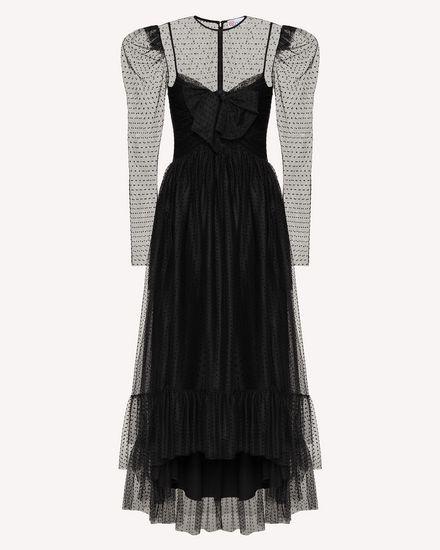 REDValentino 长款与中长款连衣裙 女士 UR0VA15L5K9 N01 a