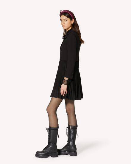 REDValentino 短款连衣裙 女士 UR0VAV305DC 0NO d